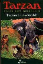Libro TARZAN EL INVENCIBLE