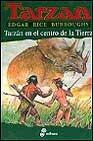 Libro TARZAN EN EL CENTRO DE LA TIERRA