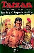 Libro TARZAN Y EL IMPERIO PERDIDO