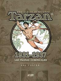 Libro TARZAN: 1931-1937: LAS PAGINAS DOMINICALES