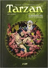 Libro TARZAN: EL REGRESO DEL SEÑOR DE LA JUNGLA Nº 2