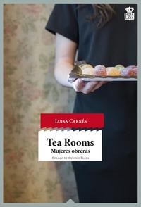 Libro TEA ROOMS: MUJERES OBRERAS