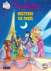 Libro TEA STILTON 4: MISTERIO EN PARIS