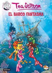 Libro TEA STILTON 5: EL BARCO FANTASMA