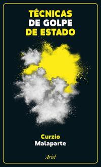 Libro TECNICAS DE GOLPE DE ESTADO
