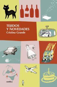 Libro TEJIDOS Y NOVEDADES