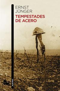 Libro TEMPESTADES DE ACERO