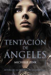 Libro TENTACION DE ANGELES