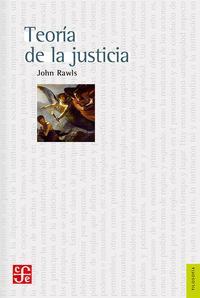 Libro TEORIA DE LA JUSTICIA