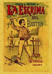 Libro TEORIA Y METODO DE LA ESGRIMA DEL BASTON