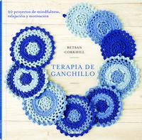 Libro TERAPIA CON GANCHILLO, 20 PROYECTOS MAINDFULNESS