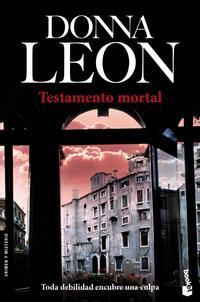 Libro TESTAMENTO MORTAL