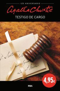 Libro TESTIGO DE CARGO