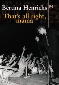 Libro THAT S ALL RIGHT, MAMA