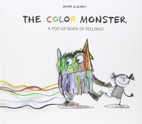 Libro THE COLOR MONSTER: A POP-UP BOOK OF FEELINGS