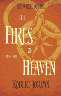 Libro THE FIRES OF HEAVEN