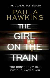 Libro THE GIRL ON THE TRAIN