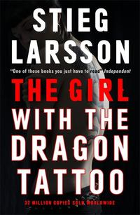 Libro THE GIRL WITH THE DRAGON TATTOO