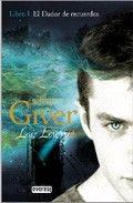Libro THE GIVER I:EL DADOR DE RECUERDOS