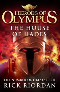 Libro THE HOUSE OF HADES: HEROES OF OLYMPUS 4