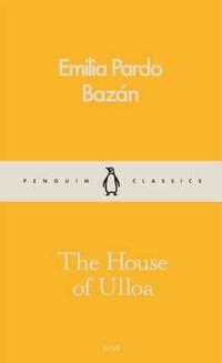 Libro THE HOUSE OF ULLOA