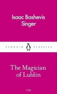 Libro THE MAGICIAN OF LUBLIN