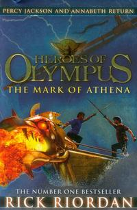 Libro THE MARK OF ATHENA