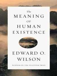 Libro THE MEANING OF HUMAN EXISTENCE
