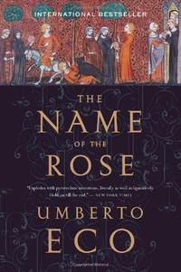 Libro THE NAME OF THE ROSE