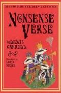 Libro THE NONSENSE VERSE OF LEWIS CARROLL