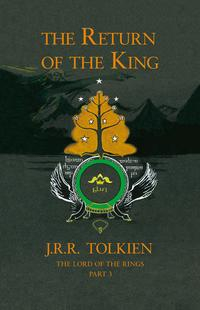 Libro THE RETURN OF THE KING
