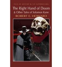 Libro THE RIGHT HAND OF DOOM & OTHER TALES OF SOLOMON KA