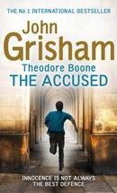 Libro THEODORE BOONE: THE ACCUSED