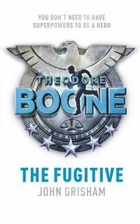 Libro THEODORE BOONE: THE FUGITIVE