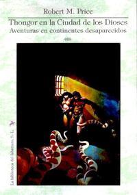 Libro THONGOR EN LA CIUDAD DE LOS DIOSES