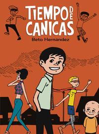 Libro TIEMPO DE CANICAS