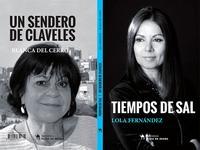 Libro TIEMPOS DE SAL / UN SENDERO DE CLAVELES