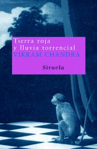Libro TIERRA ROJA Y LLUVIA TORRENCIAL