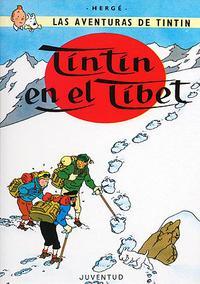 Libro TINTIN EN EL TIBET