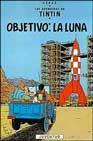 Libro TINTIN OBJETIVO, LA LUNA