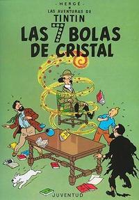 Libro TINTIN Y LAS SIETE BOLAS DE CRISTAL