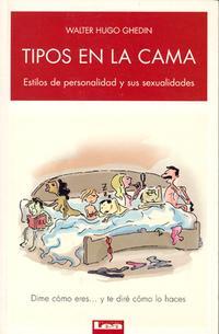 Libro TIPOS EN LA CAMA