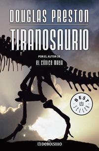 Libro TIRANOSAURIO