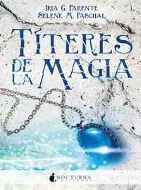 Libro TITERES DE LA MAGIA