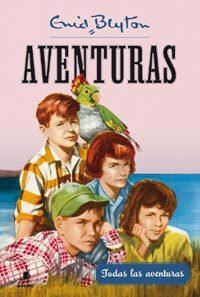 Libro TODAS LAS AVENTURAS