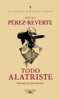 Libro TODO ALATRISTE