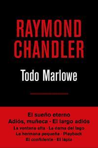 Libro TODO MARLOWE