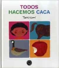 Libro TODOS HACEMOS CACA