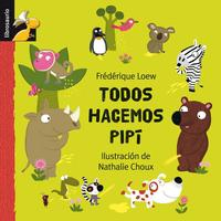 Libro TODOS HACEMOS PIPI