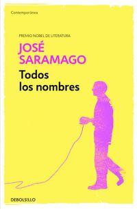 Libro TODOS LOS NOMBRES